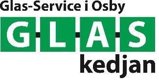 Glas-service i Osby.